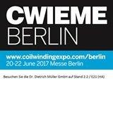 CWIEME Berlin 2017