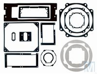Die-cut parts gaskets