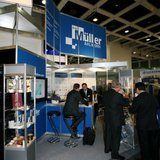 CWIEME Berlin 2011: Dr. Dietrich Müller GmbH with a large product range