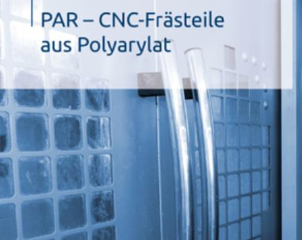 PAR-CNC-Frästeile