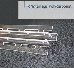 Formteile aus Polycarbonat