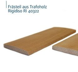 Frästeil aus Trafoholz