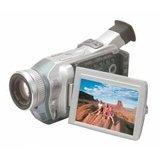 Affichage de la caméra vidéo