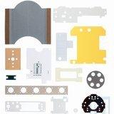 Nomex 410: Stanzteile und Formteile vom Spezialisten