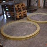 Spulenkörper mit einem Durchmesser von 1500 mm
