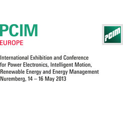 PCIM - International Exhibition and Converence for Power Electronics, Intellegent Motion, Renewable Energy and Energy Management